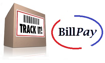 Bill Pay & Package Tracking